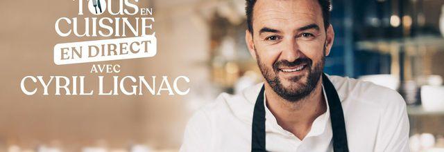"""""""Tous en cuisine en direct avec Cyril Lignac"""" sur M6 : Les ingrédients de ce lundi 28 septembre (Spaghettis aux saucisses et sauce tomate et Gâteau au citron façon Lignac)"""