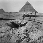 Rare Images Show How to Access the Hidden Chambers Beneath the Sphinx