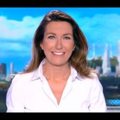 [2012 08 05] ANNE-CLAIRE COUDRAY - TF1 - LE 13H @13H00