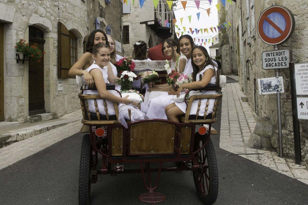 Tournonnais : Les Rosières ont été couronnées