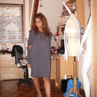 Minimalism dress
