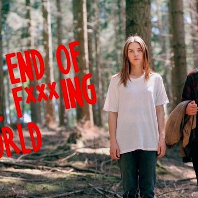 The end of my f***ing world
