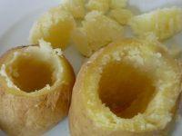 Pommes de terre à la coque