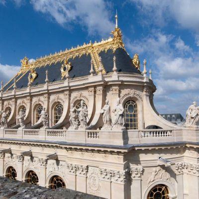 La Sainte Chapelle de Versailles restaurée