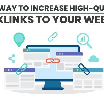 5 Steps to get Quality Backlinks for your Website
