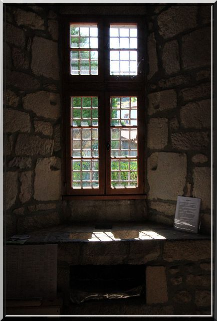 Diaporama château de Désaignes