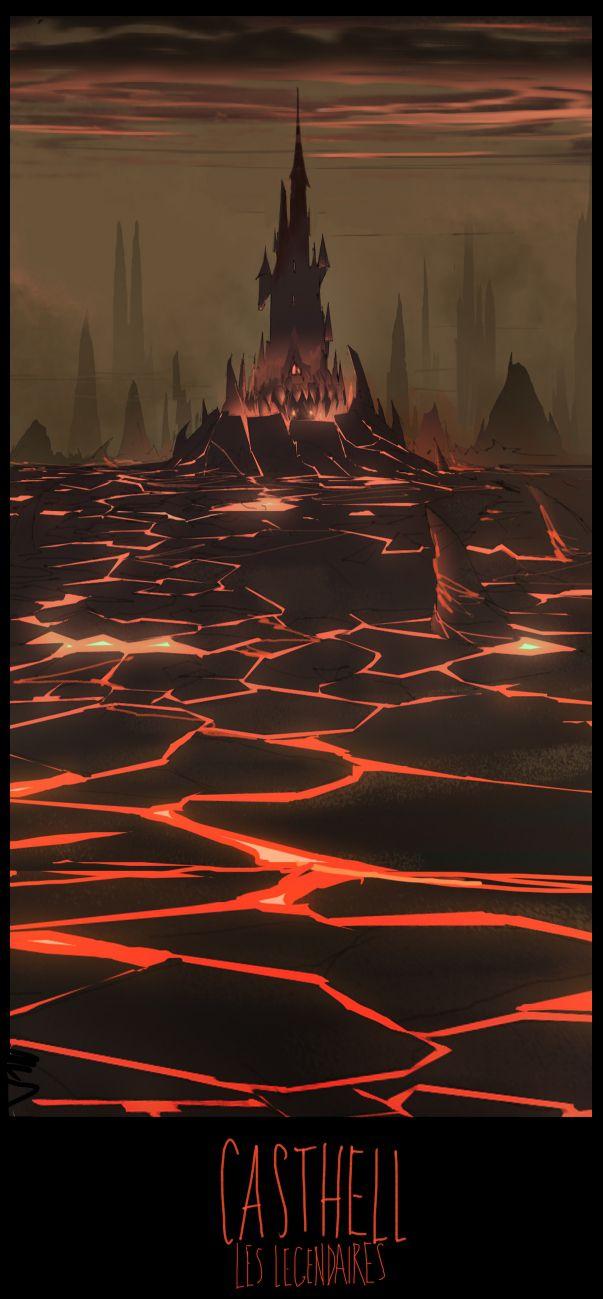 EXCLU : Un Casthell plus sombre abandonné pour le dessin animé !