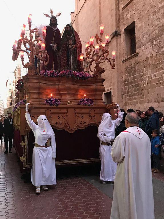 Jeudi saint à Palma