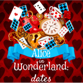 Alice in Wonderland : dates by diddy2703 on Genial.ly