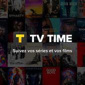TV Time - Suivez vos séries et vos films - Applications sur Google Play