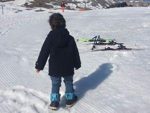On prend les mêmes et on recommence - ski à Aussois