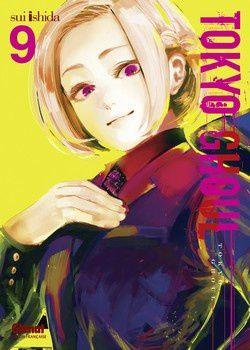Tokyo Ghoul tome 9