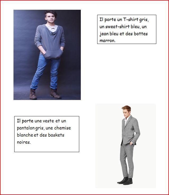 La mode de mes élèves