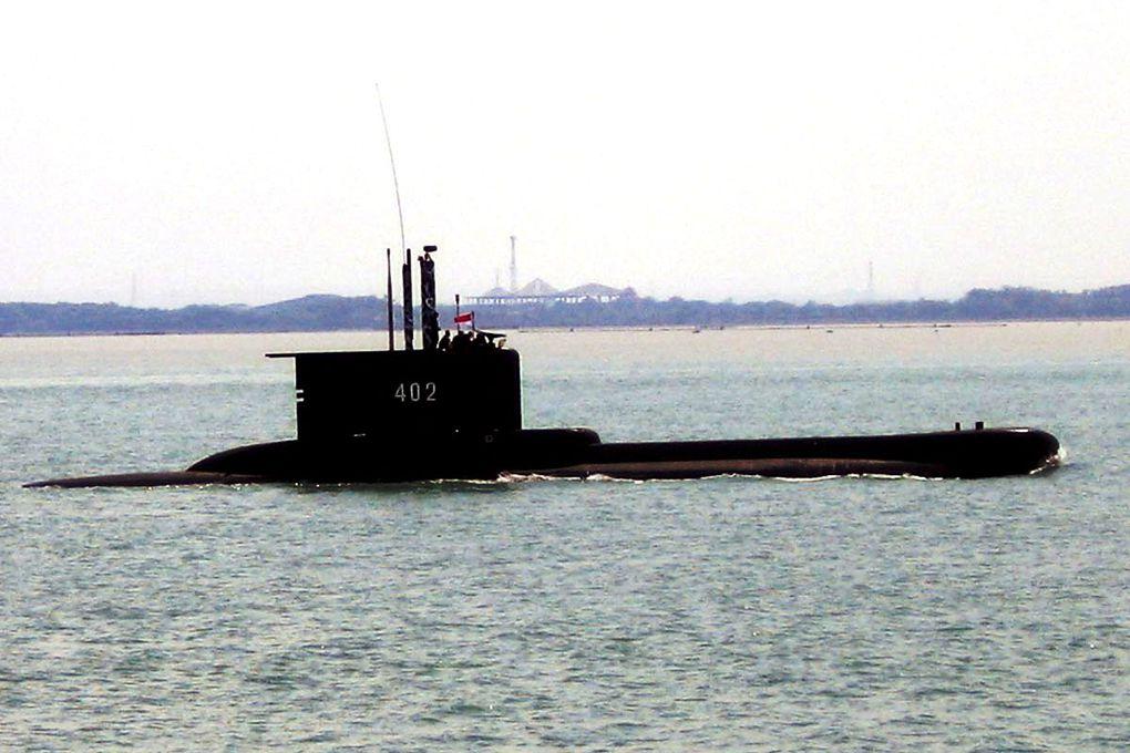 Sous-marin disparu – La Marine indonésienne a détecté un « objet » fortement magnétique
