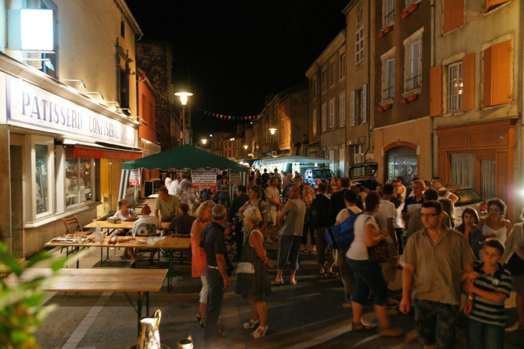 Organisé par l'Association des Commerçants et Artisans et Professions Libérales d'Aigueperse (ACAPELA) dans le cadre de la fête annuelle d'été.