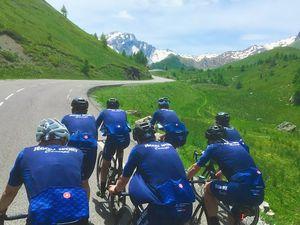 100% de réussite pour les stagiaires de la grande traversée des Alpes