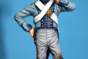 1815022 Conducteur du train d'artillerie de ligne.