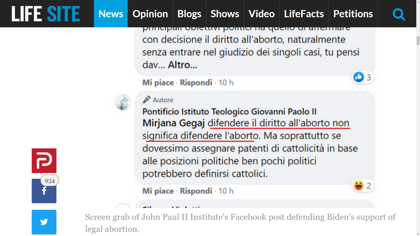 Source: https://www.lifesitenews.com/news/pope-francis-remade-john-paul-ii-institute-defends-bidens-abortion-record-in-facebook-post