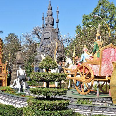 Siem Reap (4) ... Cette année, c'est la ville que je veux découvrir !
