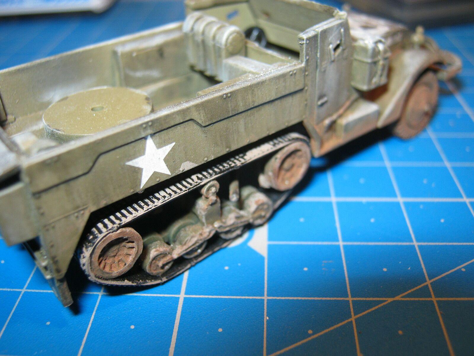 M 16 HALF TRACK [ REVELL 1/76] partie 5