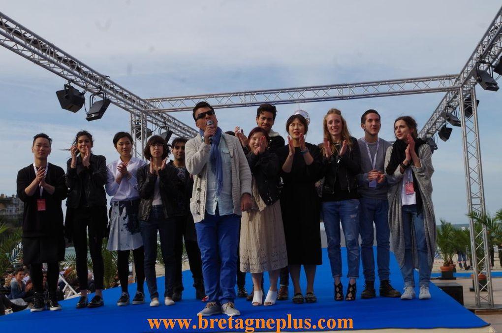 Festival International des Jeunes Créateurs de Mode 2014