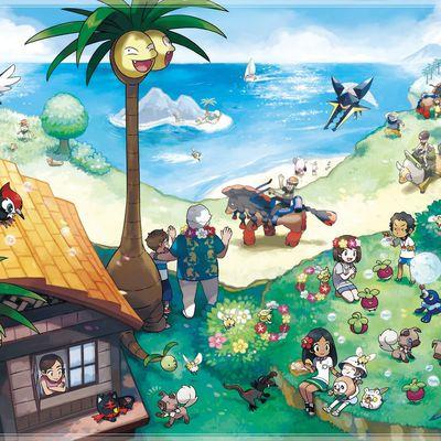 Pokémon Soleil et Lune: Mon équipe de rêve