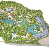 Le jardin japonais Yushien