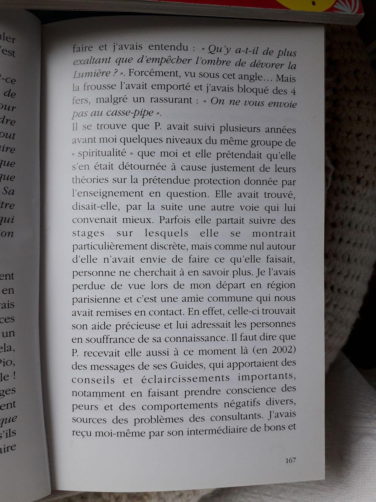 Suite Pluie de Poussières d'Etoiles, page 165 à 169
