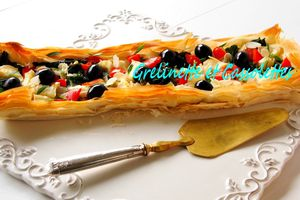 Tarte aux Orties, Light, Healthy