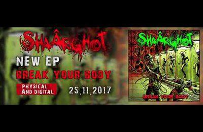 Nouveau titre de SHAARGHOT Doom's Day (pour fans de Marilyn Manson)