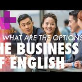The Business of English Episode Six: What are the options