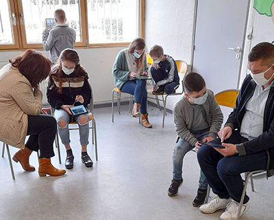 [VIDÉO] Les rencontres des jeunes de Dutemple – Centre Social Dutemple, Valenciennes - février 2021