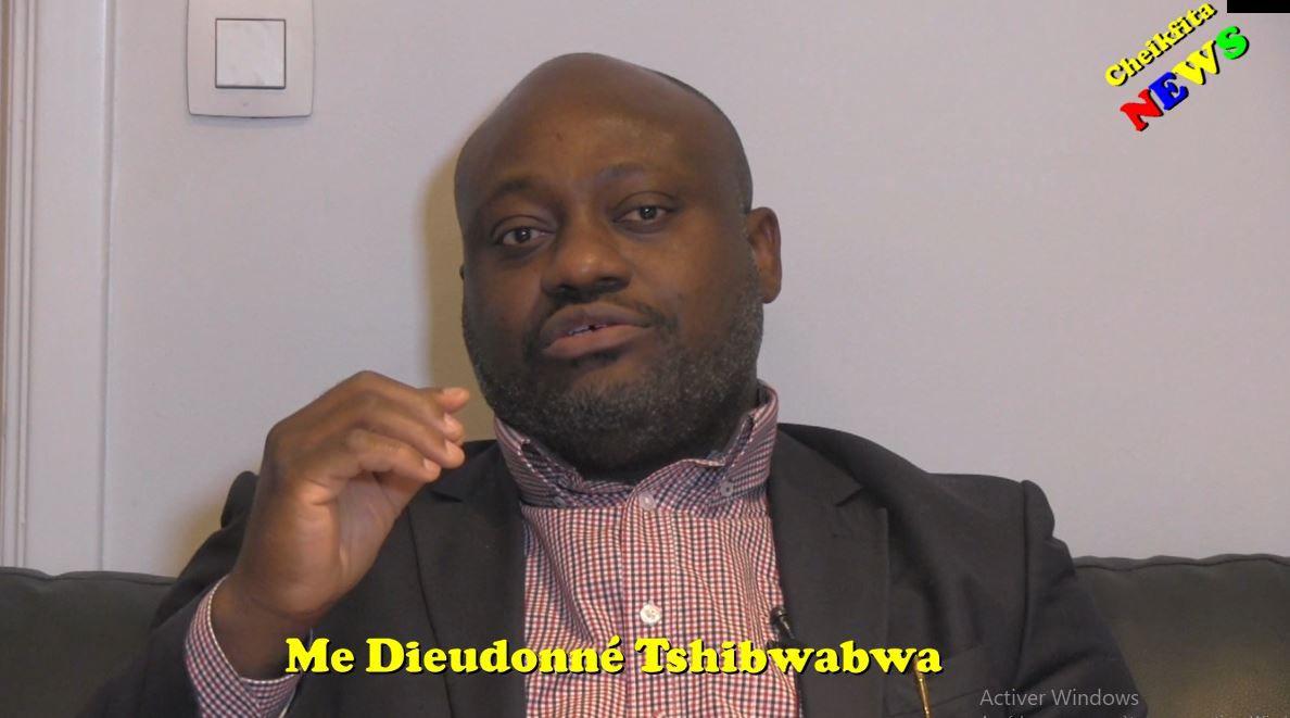 Maitre Dieudonné Tshibwabwa persiste et signe: la nationalité d'origine doit être irrévocable