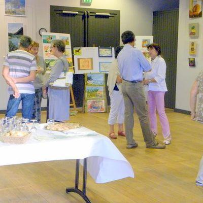 Exposition de peinture Larrungo Koloreak du 8 au 19 septembre 2010