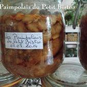 Conserves de Cocos de Paimpol, Cuisinés au Petit Bistro - Chez Mamigoz