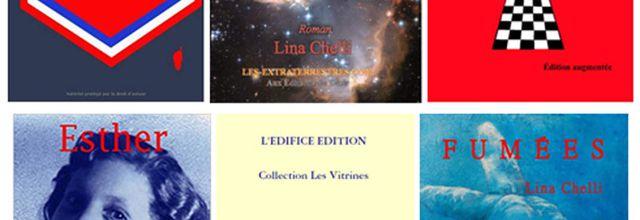 Lina Chelli, du roman à la poésie, de l'apocalypse à la rédemption