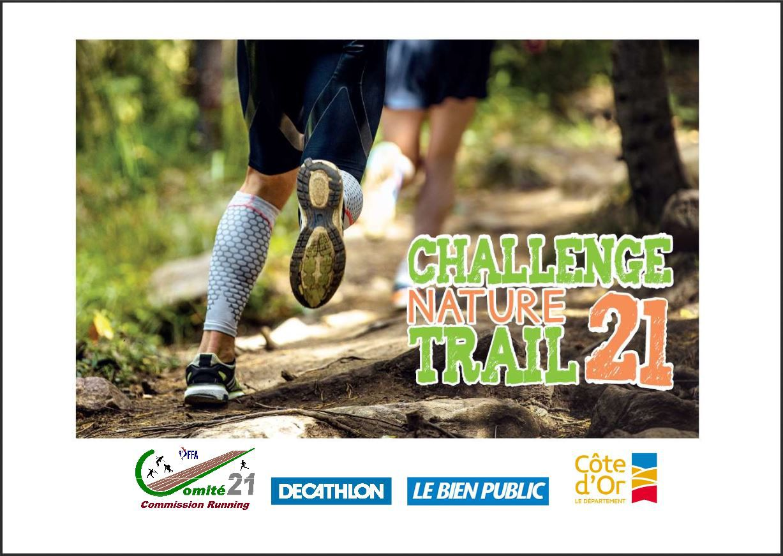 Le challenge Nature - Trail 21