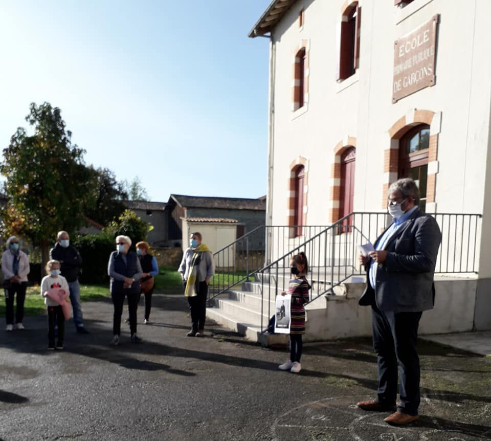Photos Mairie de Cassagne