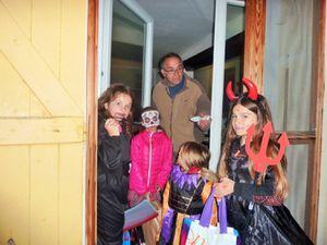 Allons fête Halloween