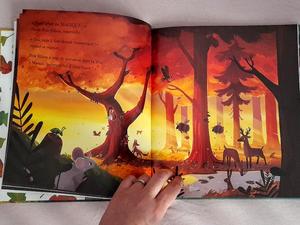 Lecture kids - 'L'arbre aux merveilles' (éditions Kimane)