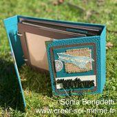 Kit album de souvenirs - Atelier virtuel - Créer Soi Même