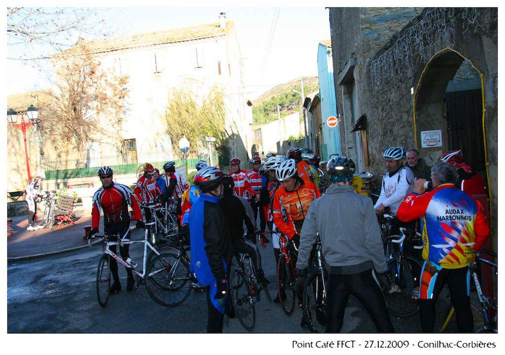 Point café FFCT du 27 décembre