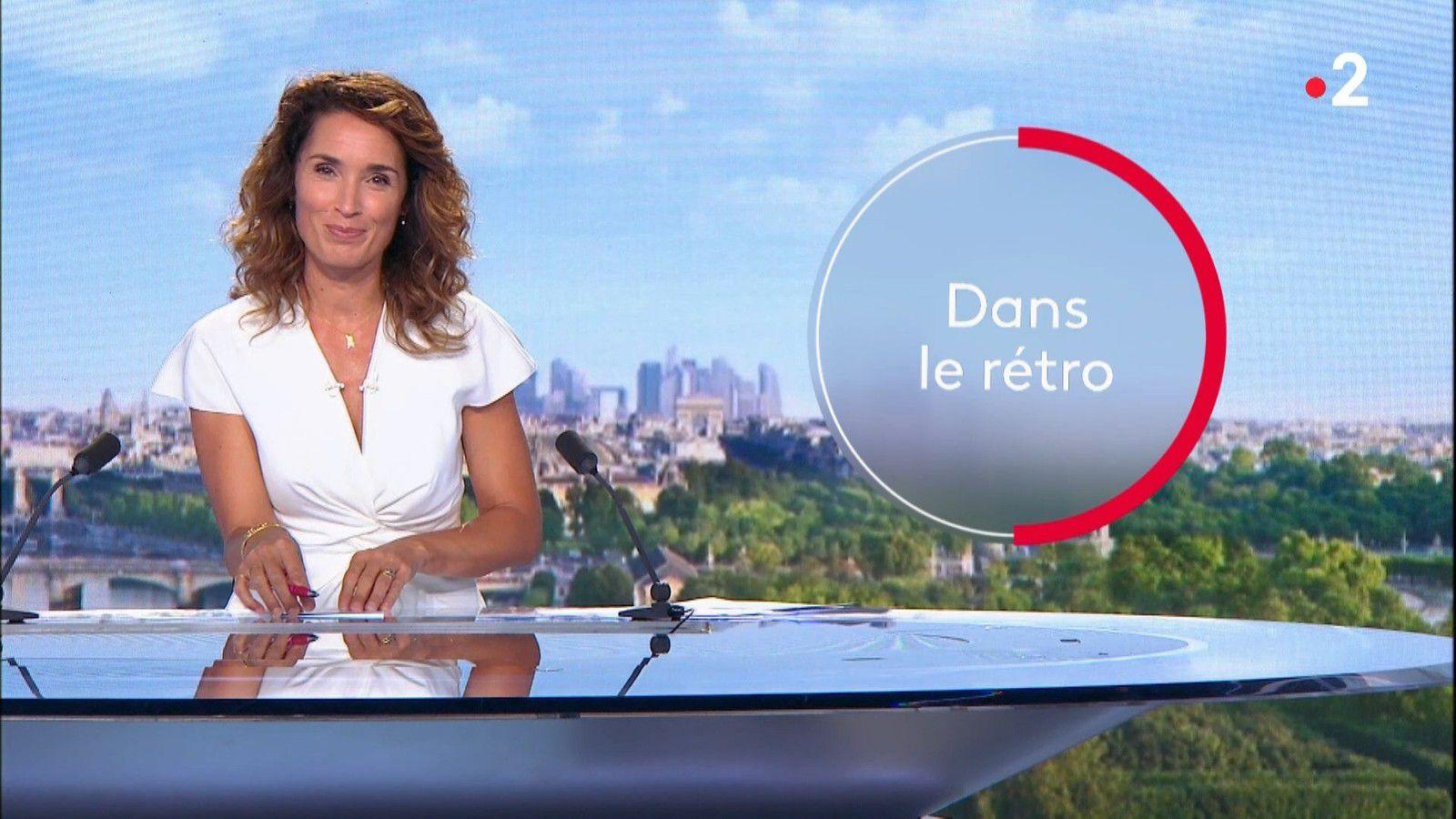 Marie-Sophie Lacarrau - 04 Septembre 2020