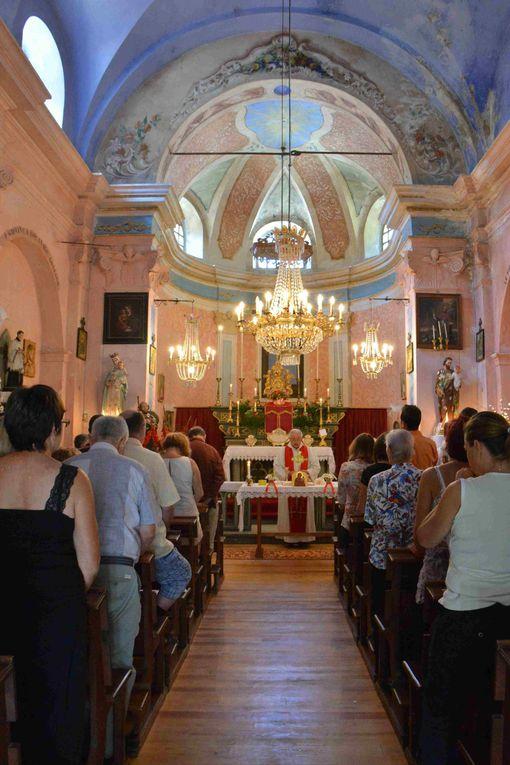 Messe et procession 2013