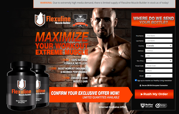 """Where To Buy """"Flexuline Canada"""" Pills Benefits, Does It Work CA?"""