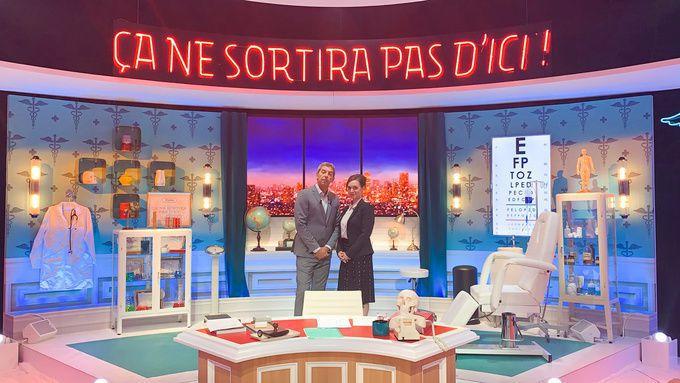 """Michel Cymès de retour avec """"Ça ne sortira pas d'ici !"""" dès le 28 octobre sur France 2"""