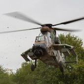 Berlin fait un blocage sur la modernisation de l'hélicoptère d'attaque franco-allemand Tigre