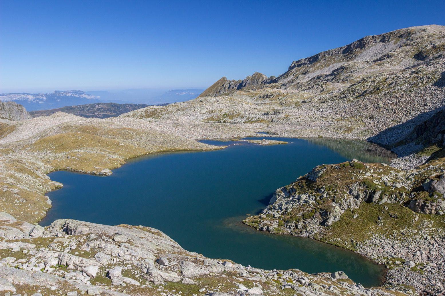Les treize lacs