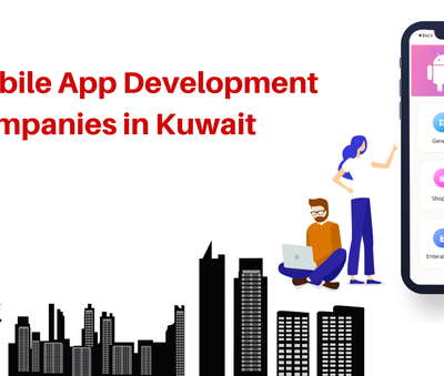 What are the top 10 mobile app development companies in Kuwait?