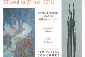 Salon Mélusin'Art 2018 :  J-50